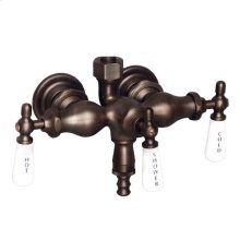 Tub Filler with Diverter - Tub Filler Only - Oil Rubbed Bronze