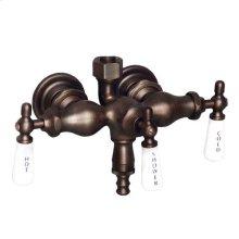 Tub Filler with Diverter - Tub Filler Only - Oil Rubbed Bronze