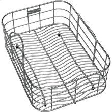 """Elkay Stainless Steel 10-1/8"""" x 14-1/4"""" x 7"""" Rinsing Basket"""