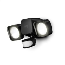 Smart Lighting Floodlight Battery - Black: Ships 4/17