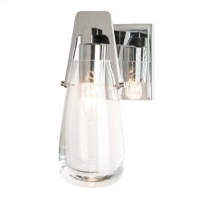 Vessel 1 Light Sconce