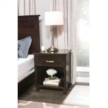 SYO Inset Nightstand with Opening