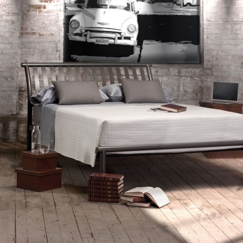 Newton Regular Footboard Bed - Full