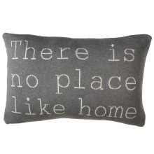 """There is No Place Like Home"" Pillow"