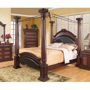 Grand Prado Four Post Eastern King Bed