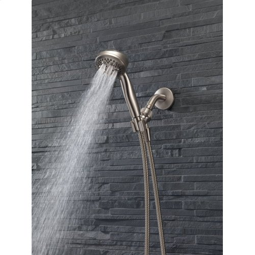 Stainless Shower Arm & Flange