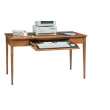 Desk with Keyboard Drawer