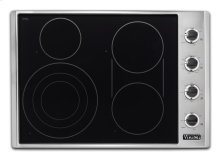 "30"" Electric Radiant Cooktop"