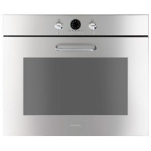 """70CM (approx 27"""") """"Evolution"""" Electric Multifunction Oven Polished Fingerprint Proof Stainless Steel"""