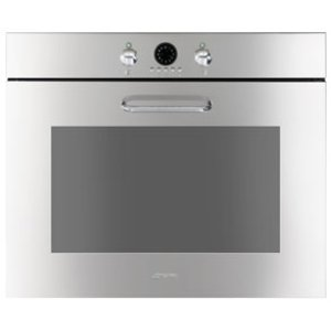 "Smeg70CM (approx 27"") ""Evolution"" Electric Multifunction Oven Polished Fingerprint Proof Stainless Steel"