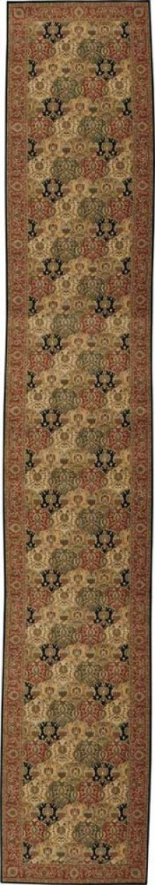 Hard To Find Sizes Grand Parterre Pt04 Multi Rectangle Rug 6'6'' X 39'
