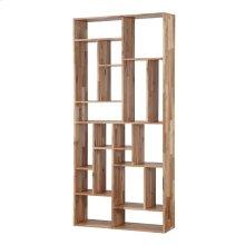 Redemption Shelf Solid Oak Large