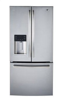 23.5 cu.ft. French Door Bottom-Mount, with Space Saving Icemaker