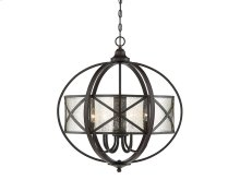 Holland 6 Light Pendant