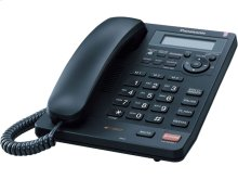 Integrated Telephone System with All-Digital Answering System, Black