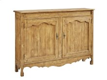 European Pine Hall Chest