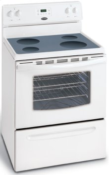 Crosley Electric Ranges (4.2 Cu. Ft. Manual-Clean Oven with Advanced Bake Cooking System)