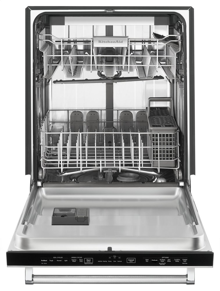 "KDTE204GPS Kitchenaid 46 DBA Dishwasher with Bottle Wash Option and on small dishwasher, kenmore washer, drawer dishwasher, ninja blender dishwasher, kenmore dishwasher, whirlpool dishwasher, ge dishwasher, hotpoint dishwasher, portable dishwasher, frigidaire dishwasher, bosch dishwasher, 24"" wide dishwasher, general electric dishwasher, kdtm354dss dishwasher, old dishwasher, jenn-air dishwasher, miele dishwasher, open dishwasher, artisan series dishwasher, kenmoore dishwasher, stainless steel dishwasher, maytag dishwasher,"