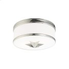 Flush Mount - POLISHED NICKEL Product Image