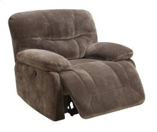 Emerald Home Alameda Recliner With Power Mocha Brown U5026a-20-15