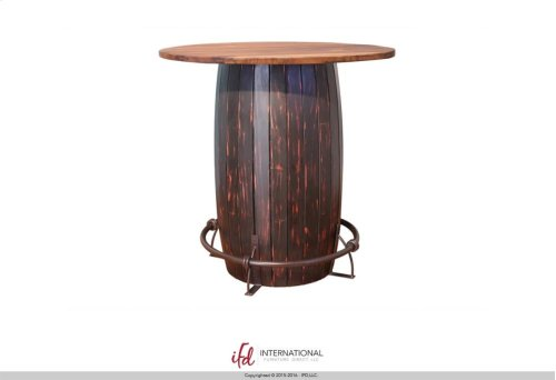 Bistro Top Parota Wood