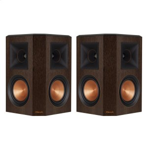 KlipschRP-502S Surround Sound Speaker - Walnut