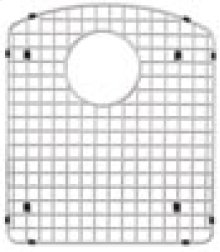 Stainless Steel Sink Grid (Fits Diamond 1-3/4 large bowl)