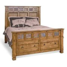 Sedona Queen Bed w/ Storage