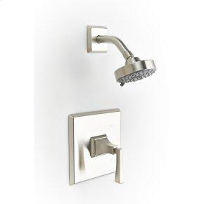 Shower Trim Hudson (series 14) Satin Nickel