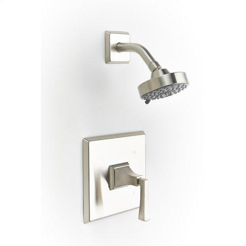 Shower Trim Leyden Series 14 Satin Nickel