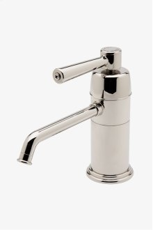 Universal Industrial One Hole Instant Hot Water Dispenser with Metal Lever Handle STYLE: UNWD31