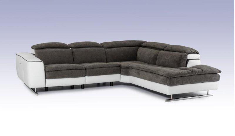 Vgftstarlightgry In By Vig Furniture In David Ferrari Starlight