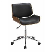 Modern Black Office Chair
