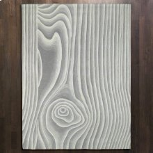 Wood Grain Rug-5' x 8'
