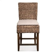 Mix-N-Match Woven Counter Stool Hazlenut finish Product Image