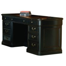 Louis Phillippe Executive Credenza
