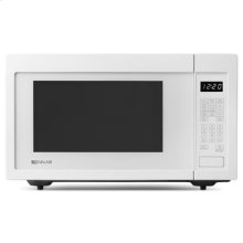 """White 22"""" Built-In/Countertop Microwave Oven"""