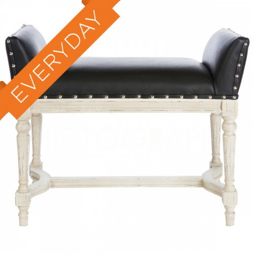 Simon Bench (Short) in Leather