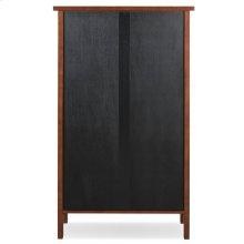 Mission Oak Slatted Mantel Height 3-Shelf Bookcase with Drawer Storage #82262
