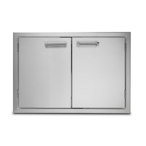 "Viking30"" Stainless Steel Double Access Doors"