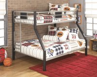 Twin/Full Bunk Bed Product Image