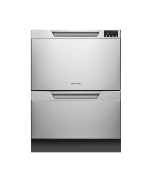 DishDrawer Double Dishwasher