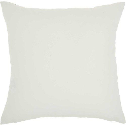 """Outdoor Pillows Bj148 Coral 18"""" X 18"""" Throw Pillow"""