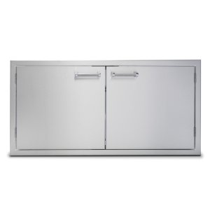 "Viking42"" Stainless Steel Double Access Doors"