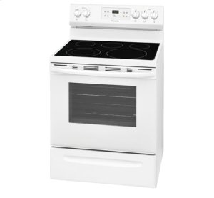 [CLEARANCE] 30'' Electric Range. Clearance stock is sold on a first-come, first-served basis. Please call (717)299-5641 for product condition and availability.