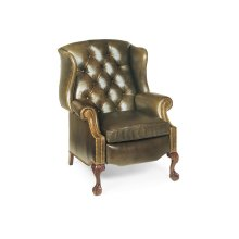 Sterling Tufted Wing Chair Recliner