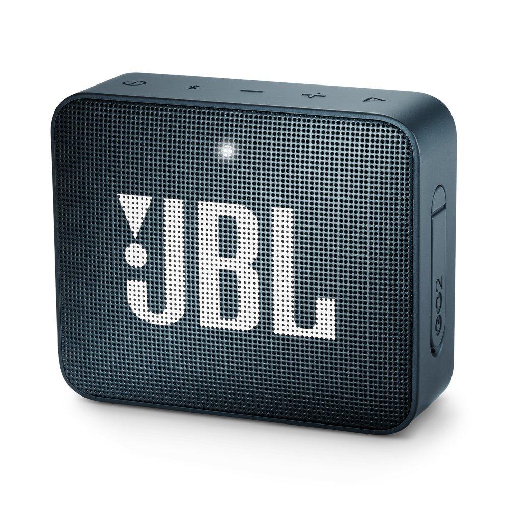 JBL GO 2 Portable Bluetooth speaker  SLATE NAVY