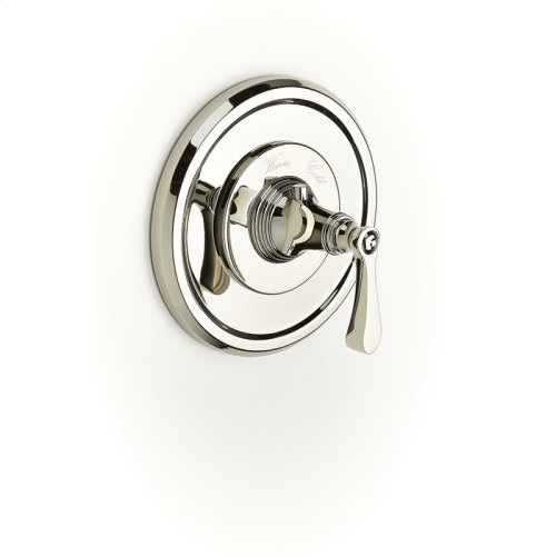 Thermostatic Valve Trim Berea Series 11 Polished Nickel