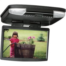 15.4 inch monitor with built-in DVD player