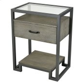 Mezzanine 1-drawer Accent Table
